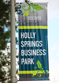 Business Park Banner