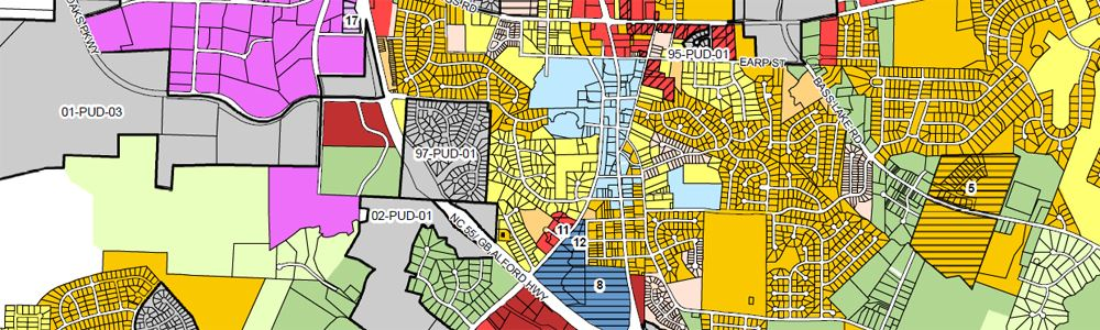 Maps | Holly Springs, NC - Official Website Zoning Maps on