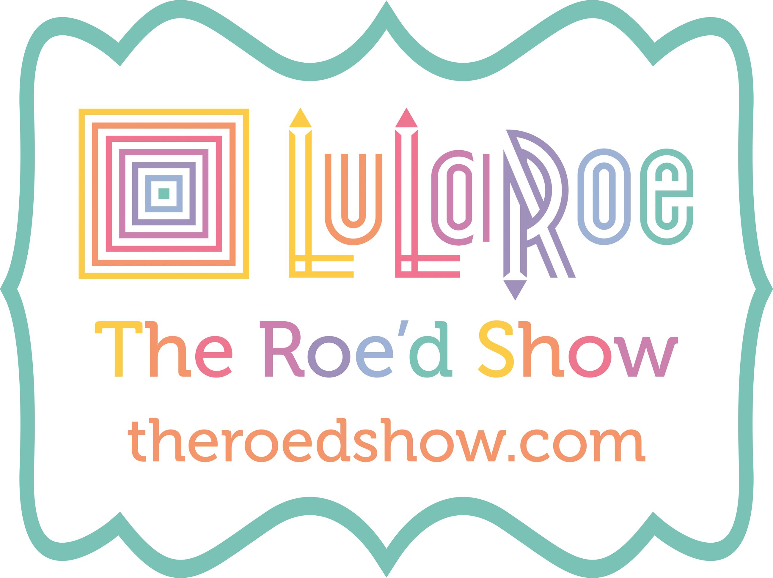 The Roed Show Logo