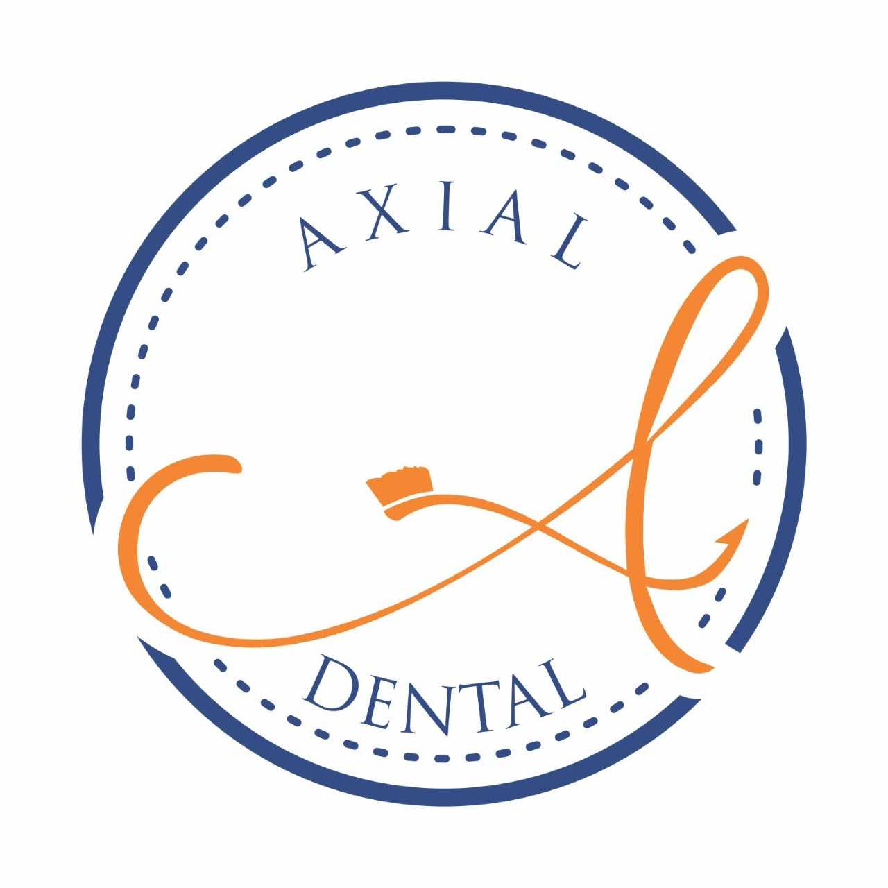 Axial Dental Logo
