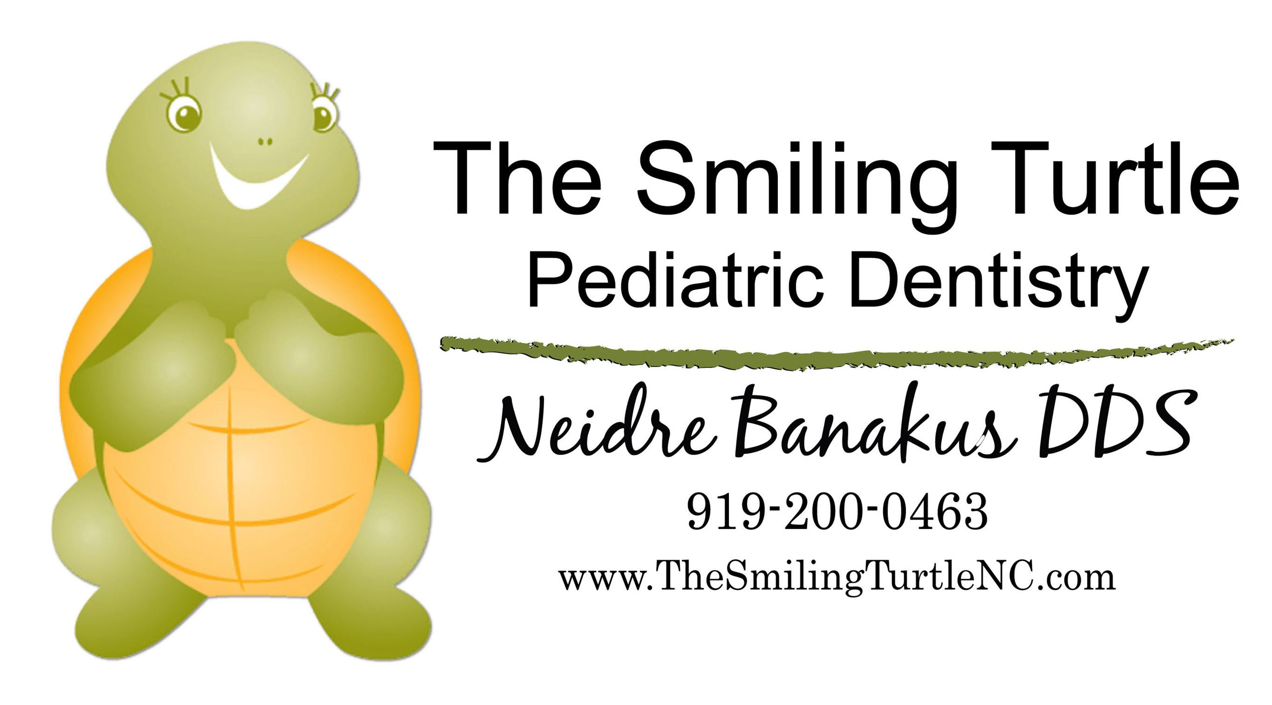 Smiling Turtle Logo