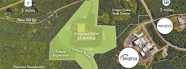 Oakview Innovation Park