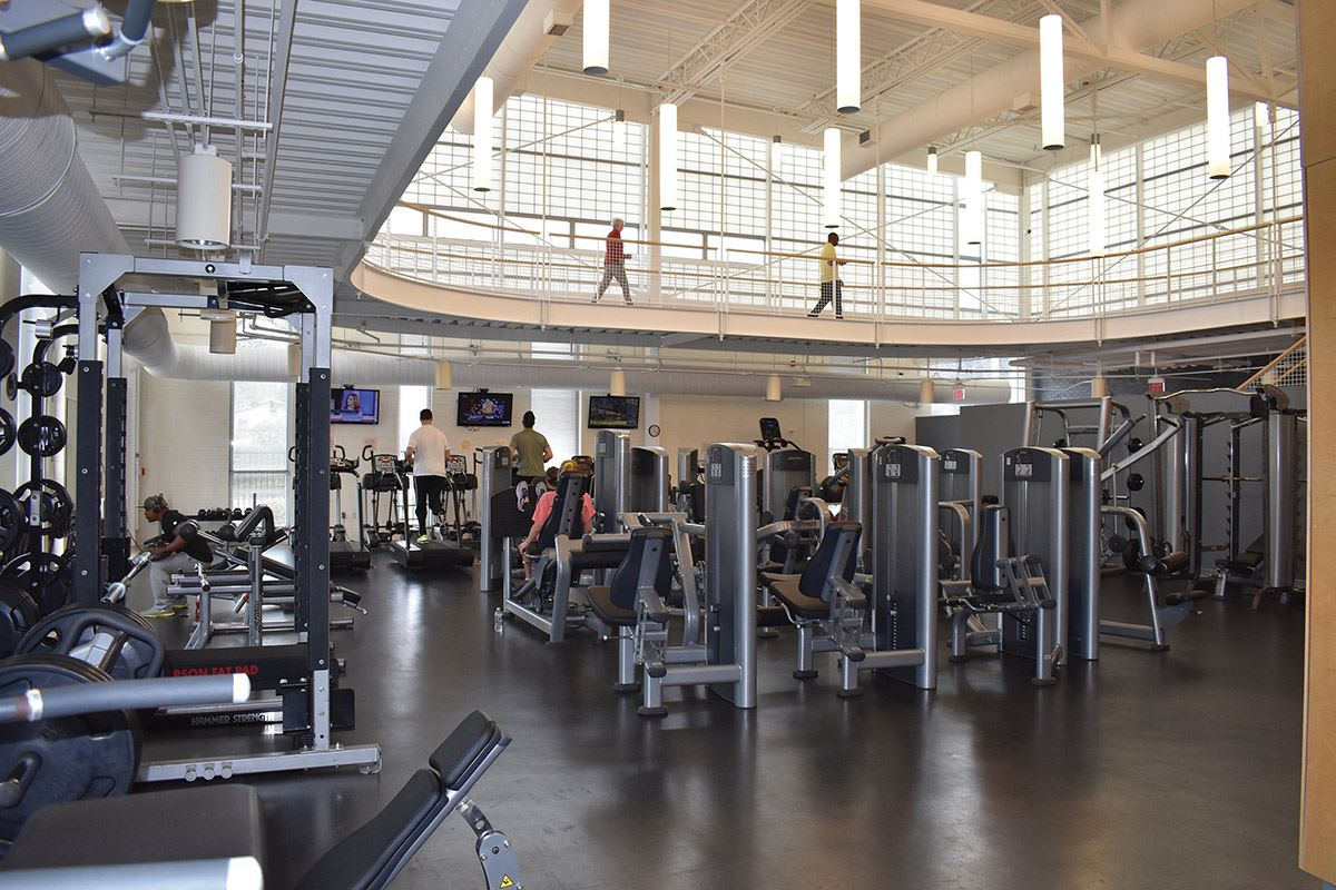Hunt Fitness Center