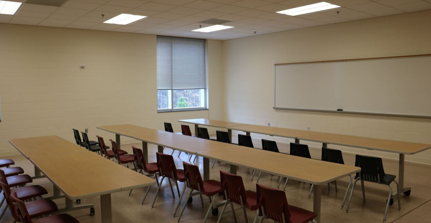 Hunt Center Classroom
